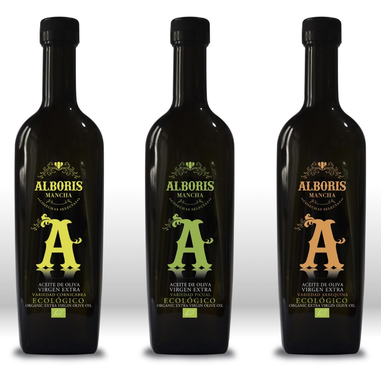 ALBORIS MANCHA ECOLOGICAL EVOO