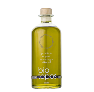 biotopos early harvest organic extra virgin olive oil